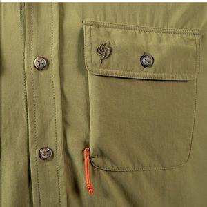 Duckcamp lightweight field hunting shirt large